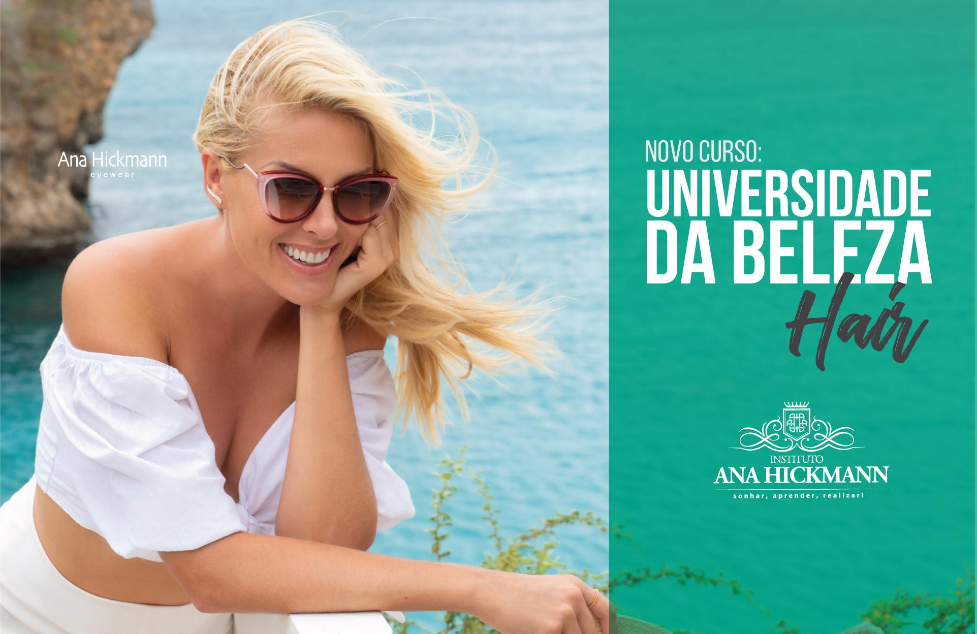 Universidade da Beleza Hair